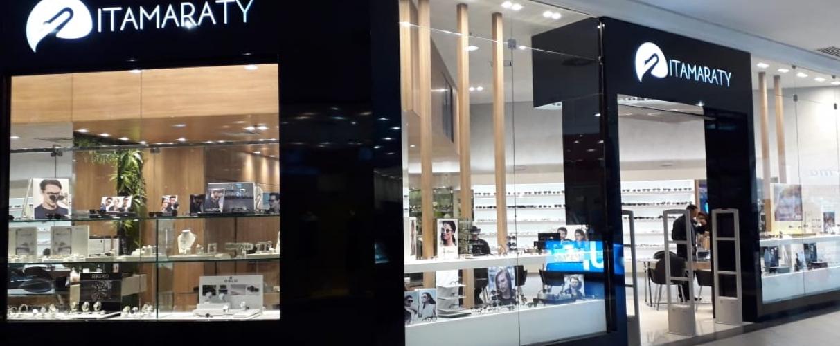 Itamaraty – Shopping Del Paseo